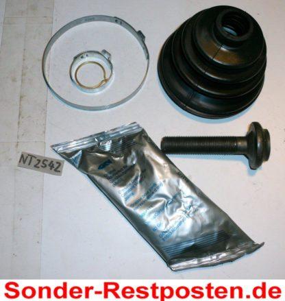 Achsmanschette Faltenbalgsatz Spidan GKN 0026010 NT2542