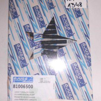 Satz Zylinderkopfschrauben Daewoo Korando Mercedes W210 Ajusa 81006500 NT1348