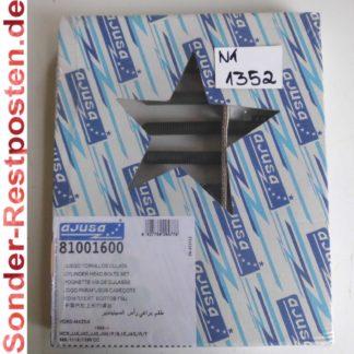 Satz Zylinderkopfschrauben Ford Ka Orion II Mazda 121 III Ajusa 81001600 NT1352