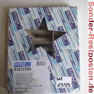 Satz Zylinderkopfschrauben Seat Arosa Skoda Felicia I II Ajusa 81012100 NT1399