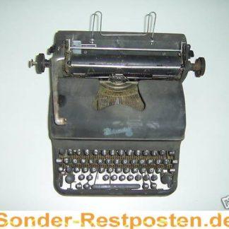 Antike Rheinmetall Schreibmaschine GL55
