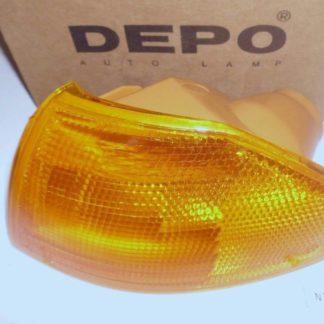 Blinker Depo Links 442-1511L-UE-Y 1226149 Opel