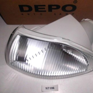 Blinker Depo Links 5507191 3734907 Weiß Opel