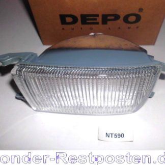 Blinker Depo Links 9EL144425011 Weiß VW