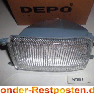 Blinker Depo Rechts 9EL144426011 Weiß VW