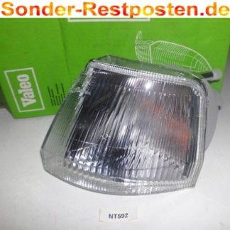 Blinker Valeo Links 084608 4009905 Weiß Peugeot