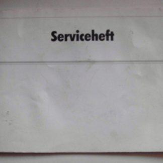 BMW E36 318i Ersatzteile Teile Serviceheft