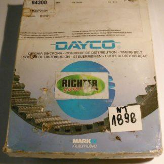 BMW Zahnriemen DAYCO 94300 110SP210H NT1898