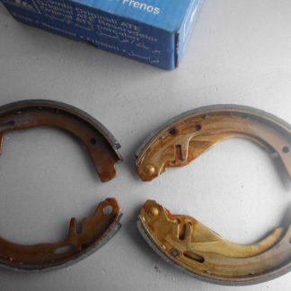 Bremsbacken ATE 03013701432 03.0137-0143.2 Opel Corsa A / Kadett D | NT929