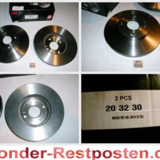 Bremsscheiben NK 203230 20 32 30 NT1866