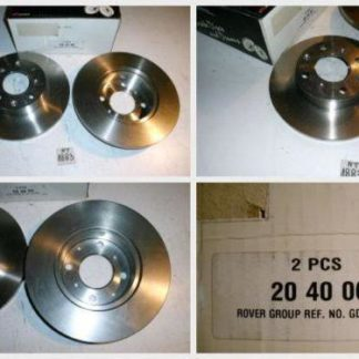 Bremsscheiben NK 204006 ROVER NT1883