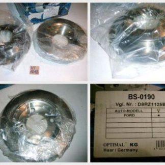 Bremsscheiben Optimal BS0190 FORD NT1648