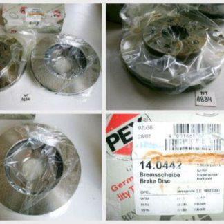 Bremsscheiben PEX 14.0442 140442 OPEL NT1834