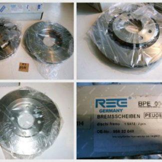 Bremsscheiben REG BPE006 PEUGEOT NT1911