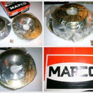 Bremsscheiben MAPCO 15741 Mercedes NT1690