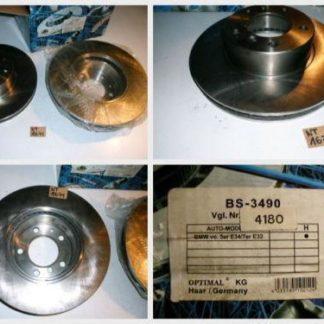Bremsscheiben Optimal BS3490 BMW NT1671