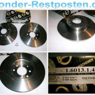 Bremsscheiben METZGER 1.6013.1.4 1601314 VOLVO NT1758