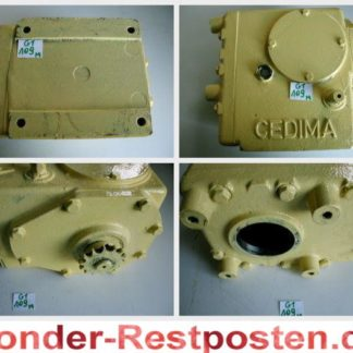 CEDIMA Fugenschneider CF-22 . 20 CF2220 Getriebe Fahrgetriebe GM109