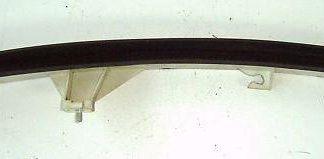 Citroen Xantia X1 Teile Scheibenführung VL
