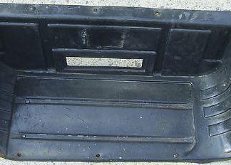 DAF 400 DAF400 Teile Kunststoff Tritt rechts