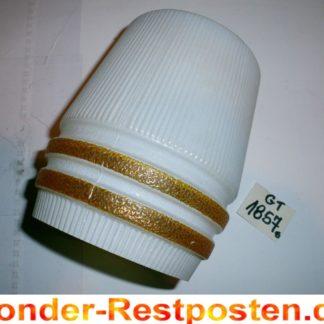DDR Lampe Leuchte Lampenglas Glas GS1857