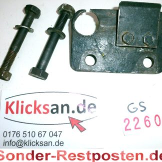 Delmag Stampfer HVD 813 Kurbel Halterung GS2260