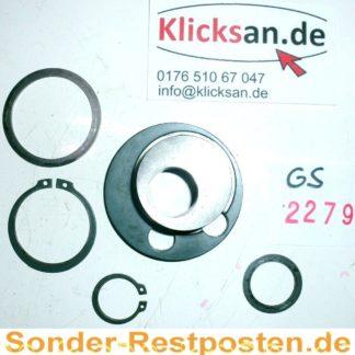 Delmag Stampfer HVD813 Teile Exenter Pleuel GS2279
