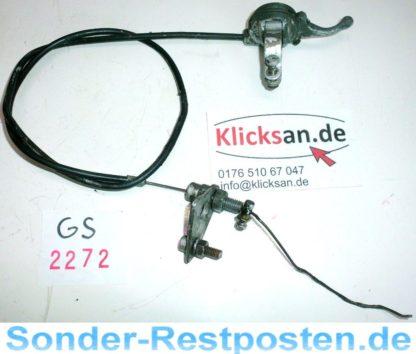 Delmag Stampfer HVD813 Teile Gaszug Hebel GS2272