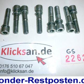 Delmag Stampfer HVD813 Teile Schrauben Rohr GS2262