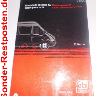 Febi Ersatzteilkatalog Kleintransporter Ed. A FEBI Bilstein GS1379