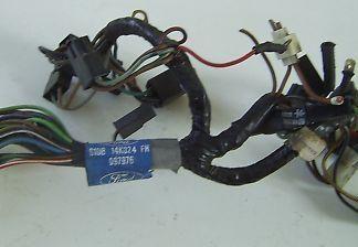 Ford Cargo 0813 Ersatzteile Kabelbaum Nr.2