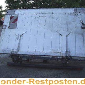 Ford Cargo 0813 Ersatzteile Sörensen Ladebordwand