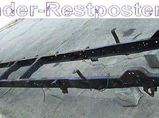 Ford Cargo 0813 Rahmen m. Brief Zwischenrahmen