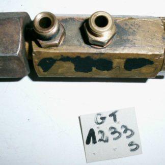 Ford Cargo 0813 Rückschlagventil Kompressor GS1233