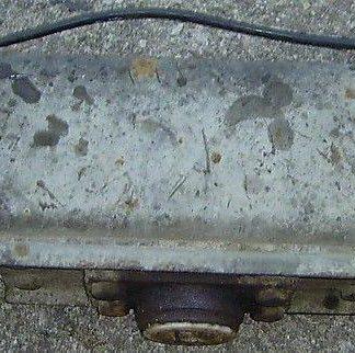 Ford Cargo 0813 Traverse Hinten Rockingerkupplung