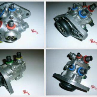 Ford Cargo Bremskraftverstärker Bremsventil GS165