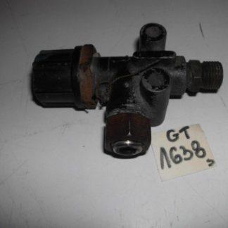 Ford Cargo Druckluftkesselventil Ventil GS1638