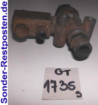 Ford Cargo Steuerventil Druckluftventil GS1735