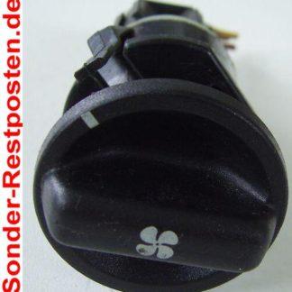 Ford Fiesta Lüfterschalter Schalter Heizung Heizungsschalter 89FG18514AA GS217