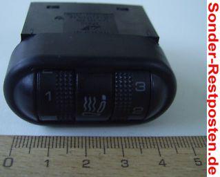 Ford Galaxy Schalter Sitzheizung 95VW19K314 AA 7M0963563 GS1266