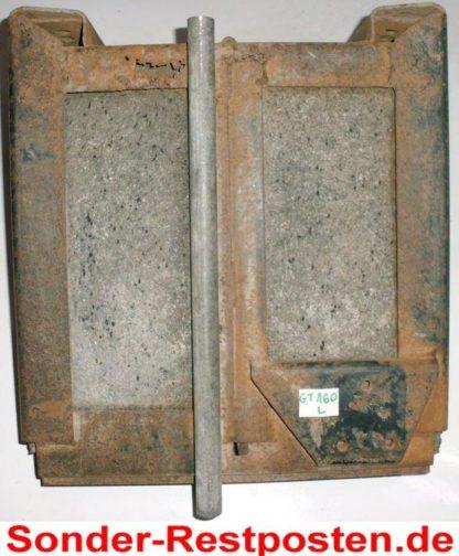 FORD CARGO 0813 Batteriekonsole Batteriehalter Batteriekasten Akku | GL160
