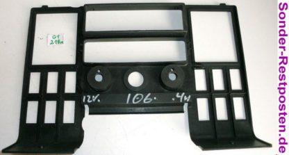 FORD CARGO 0813 Verkleidung Schalter Mittelkonsole Radio   GM218
