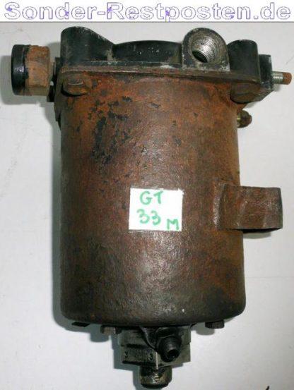FORD CARGO 0813 Druckluftverteiler Druckspeicher KZ1208/1   GM33