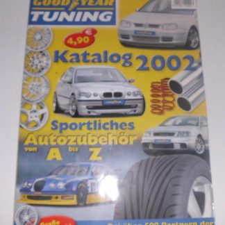 Good Year Goodyear Tuning Katalog Tuningkatalog GS1369