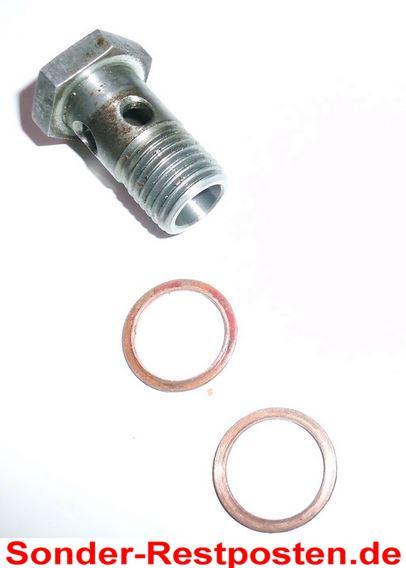 FORD CARGO 0813 Schraube Dieselfilter Kraftstoffpumpe | GS1305