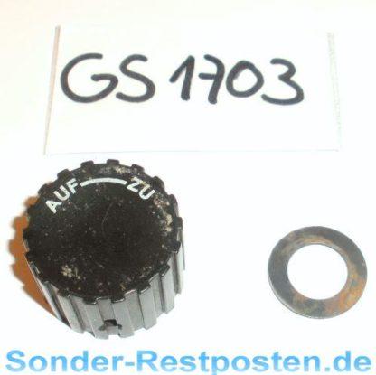 Wittigsthal Heizöl BADEOFEN Regler Knauf Absteller GS1703