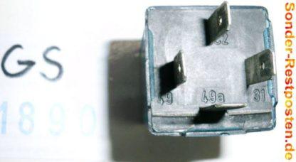 FORD CARGO 0813 Hella Relais 4DM004420-14 | GS1890