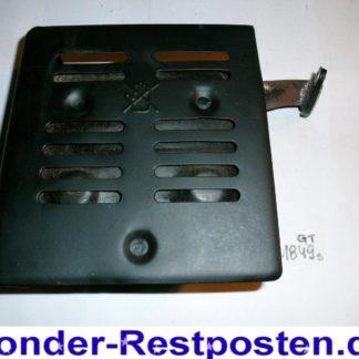 GÜDE GSE 1200 4T Ersatzteile Schalldämpfer
