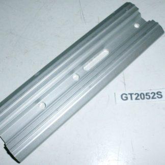 Halter Halterung Montageplatte Heizkostenverteiler 140,5 x 41 x 10,5 | GS2052