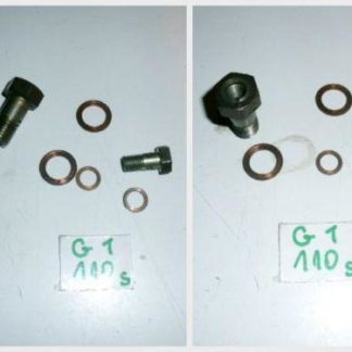 Hatz 2G30 Verschraubung Einspritzpumpe GS110